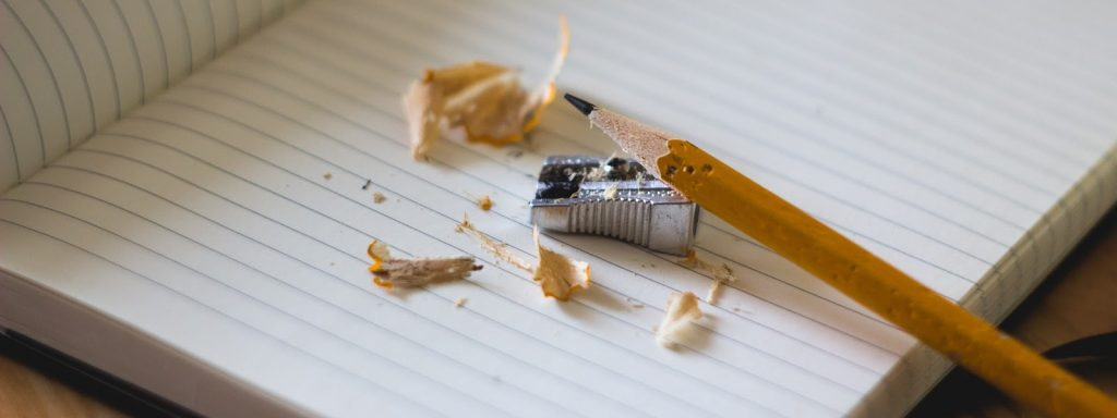 The cost of simple stationery like pens and pencils adds up