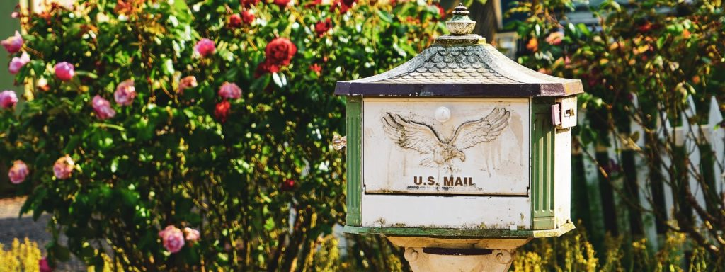 An invisible expense: a mailing address