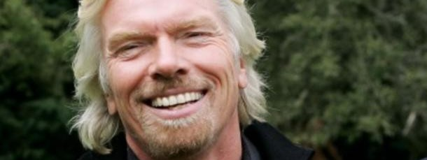 What is intrapreneurship to richard branson? creativity