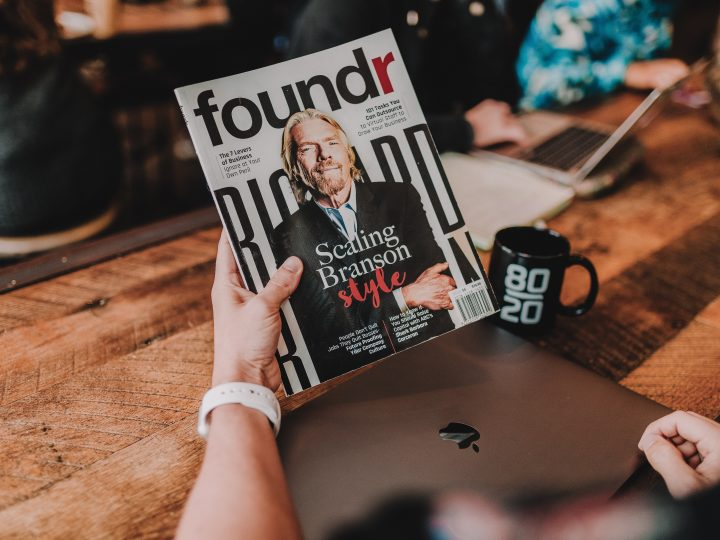 How to craft product launch announcements like you're Richard Branson