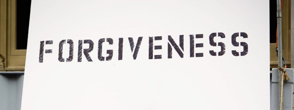 Forgiveness is a powerful personality trait