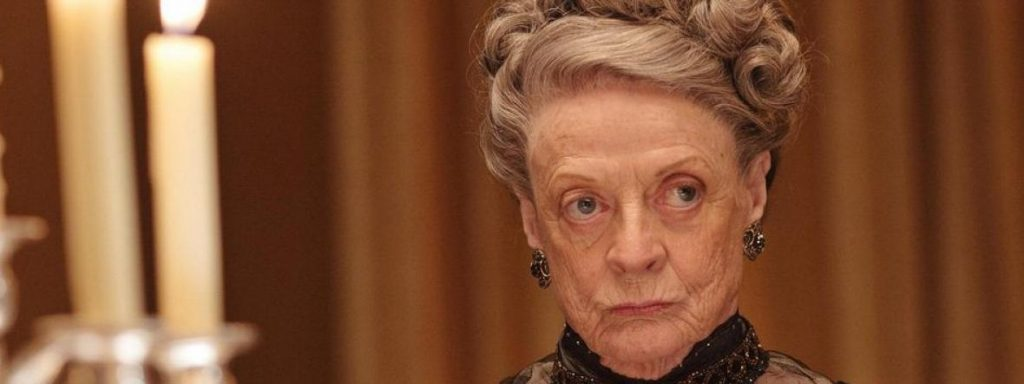 While full of amusing quotes, the Dowager Countess often imparts life wisdom as well