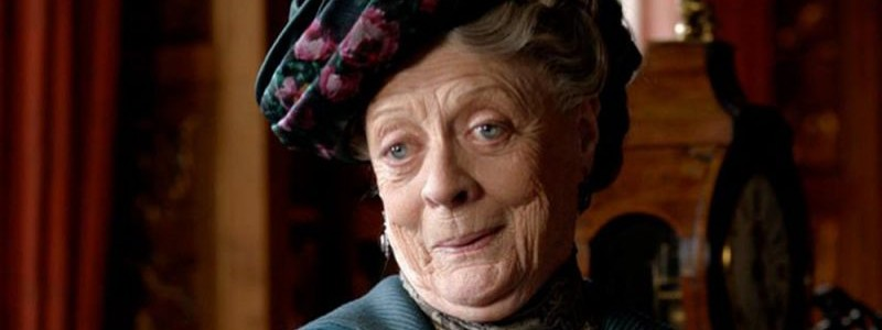 The Dowager Countess doesn't appreciate people who complain