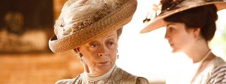 The Dowager is old fashioned, but that means always standing by family
