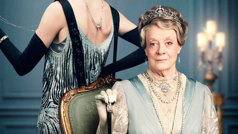 The absolute best quotes about work from the Dowager Countess of Grantham in Downton Abbey