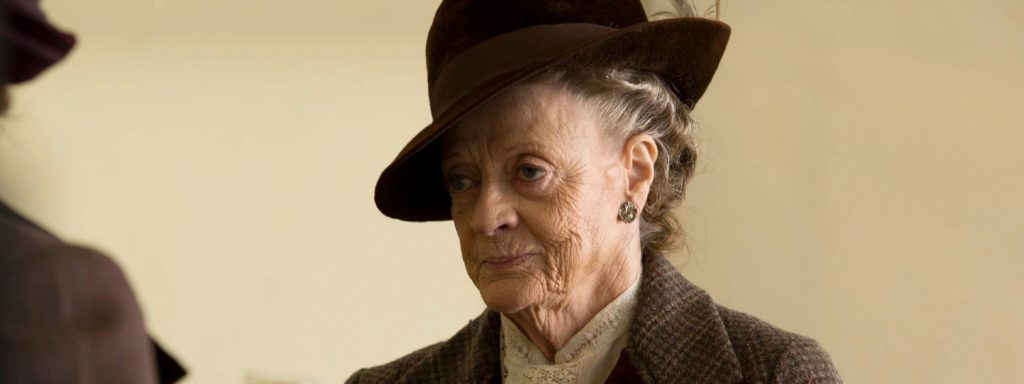 The Dowager knows how to ensure an evening is never spoilt