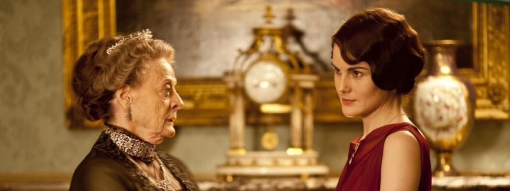 The Dowager knows how to survive no matter what