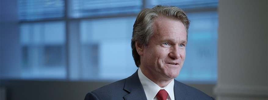 Brian Moynihan - Bank of America