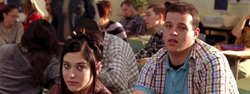 Everyone in Mean Girls sometimes does the right thing