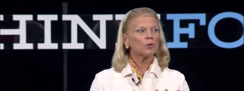 Ginni Rometty - IBM