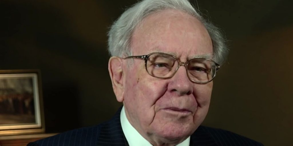 Warren Buffett - Berkshire Hathaway