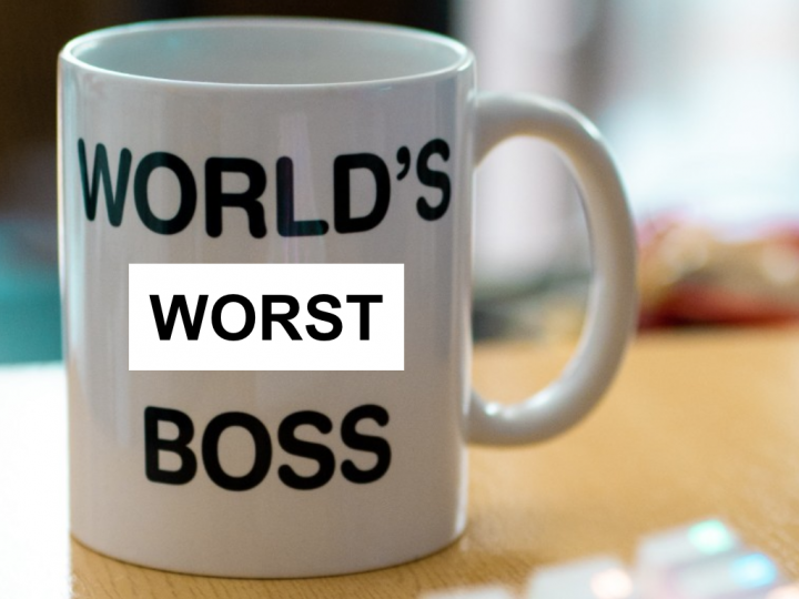 The worst bad boss stories of all time