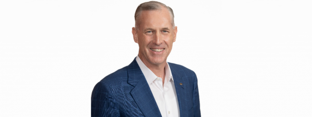 Jim Fitterling, CEO of DuPont de Nemours, part of Dow Chemical